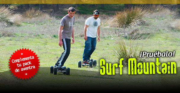 Surf Mountain en Espa�a